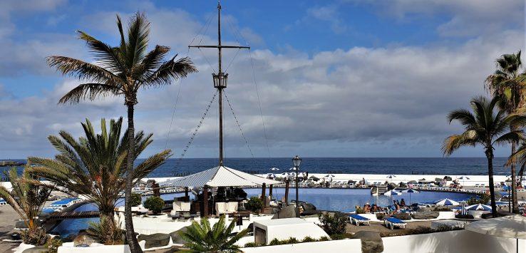 Dove fare il bagno a Tenerife Ocio Martianez