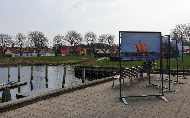 Dove si trova il Café Knarr a Roskilde