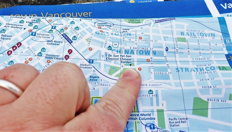 Dove si trova il Sun Yat Sen Garden a Vancouver