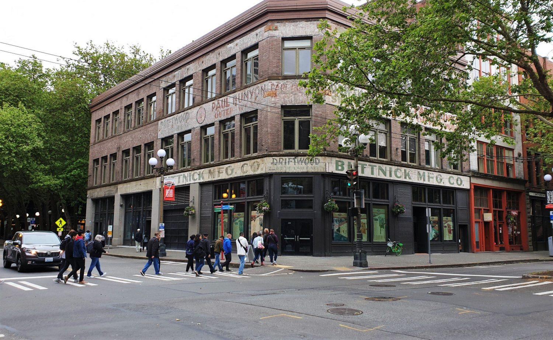 Edifici commerciali Pioneer Square