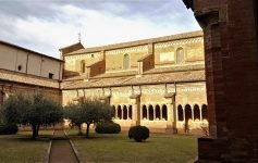 Emilia Romagna Visitare l'Abbazia di Chiaravalle