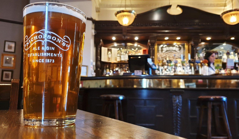 La birra del Conan Doyle