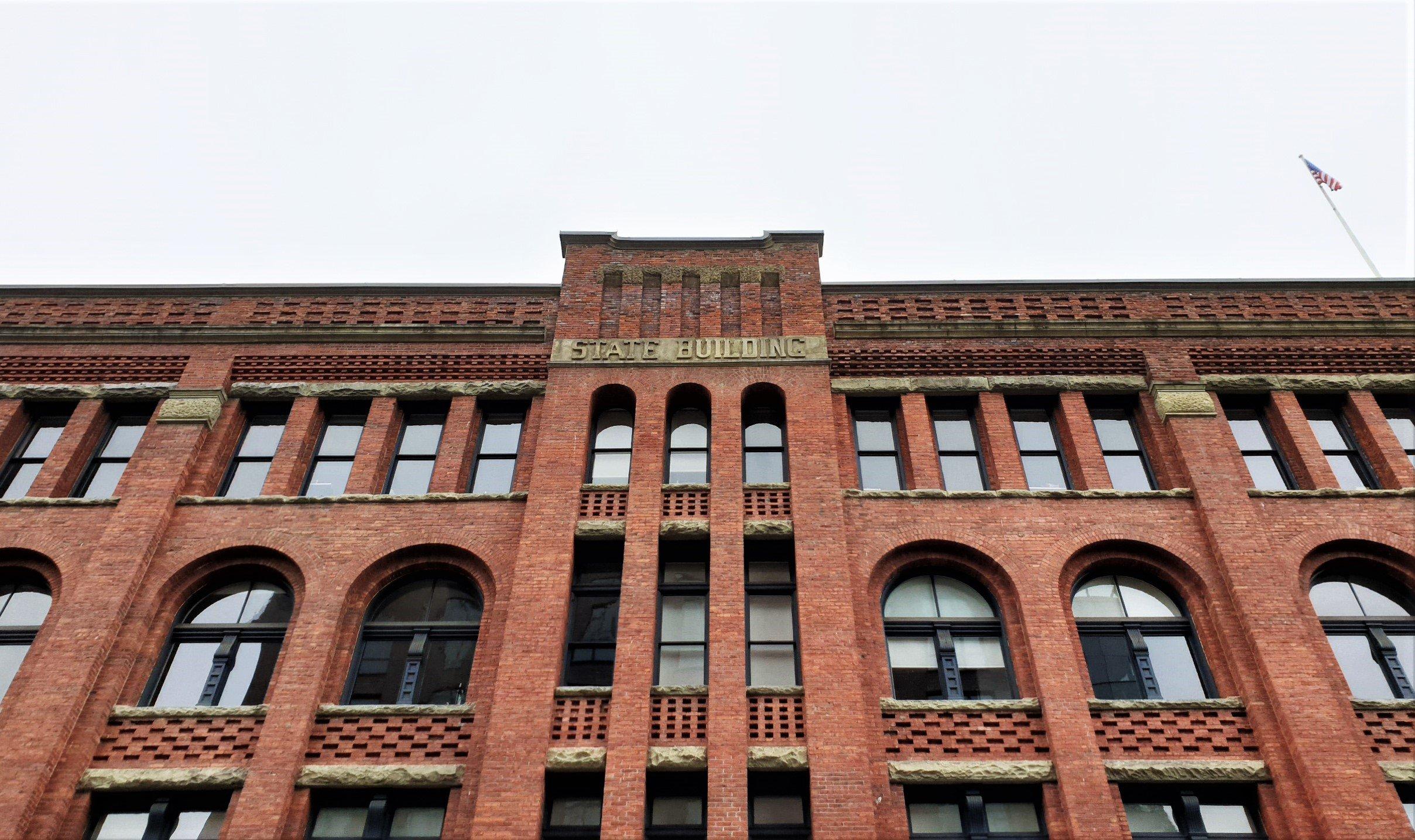 La storia di Pioneer Square
