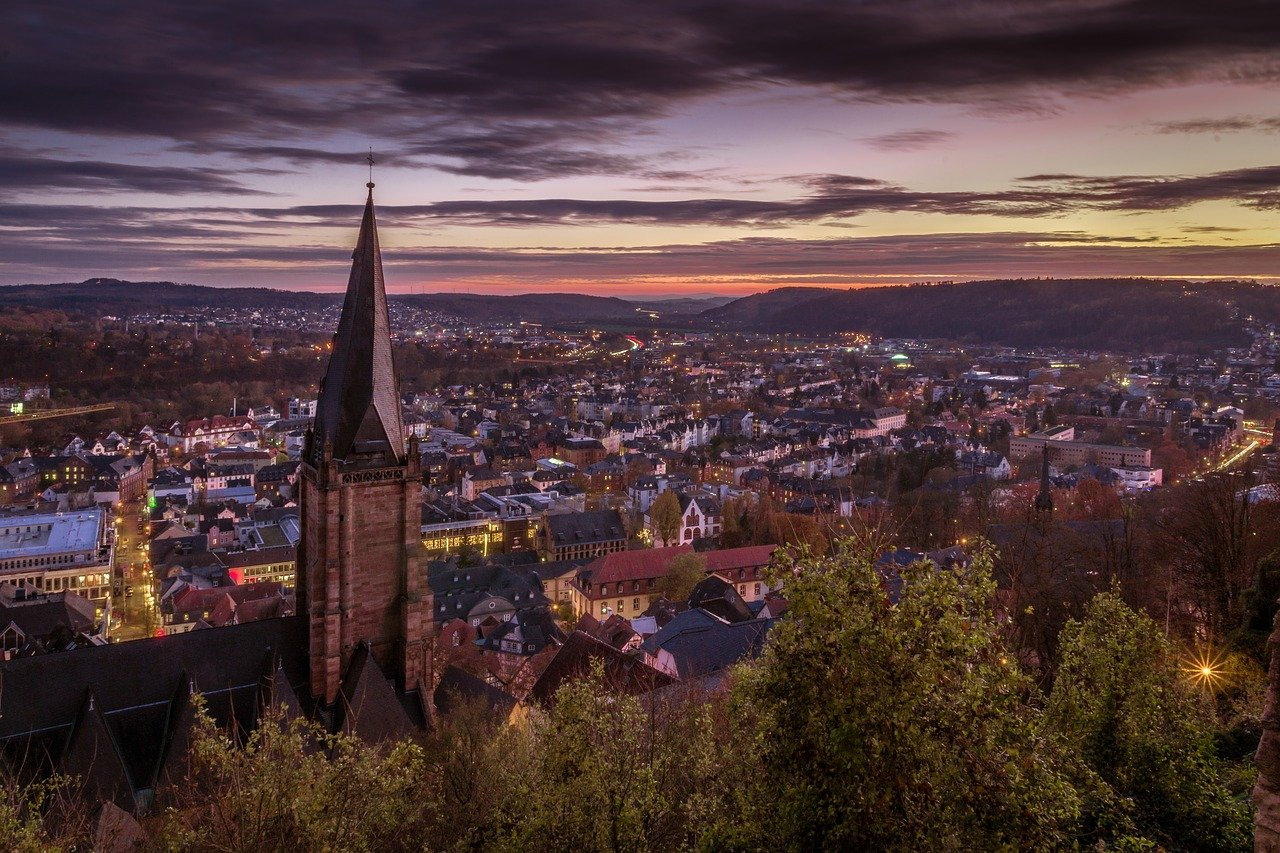 Visitare Marburgo