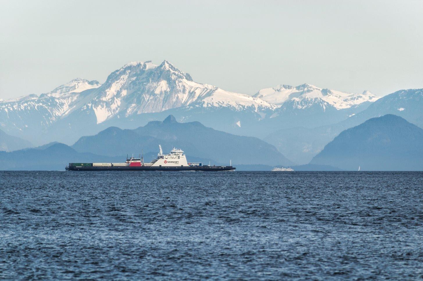 Mount Garibaldi, Canada