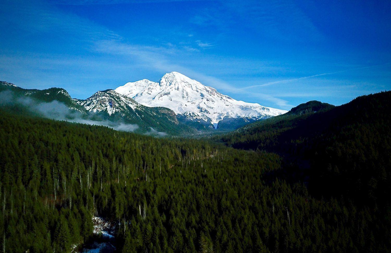 Mount Rainer, Seattle