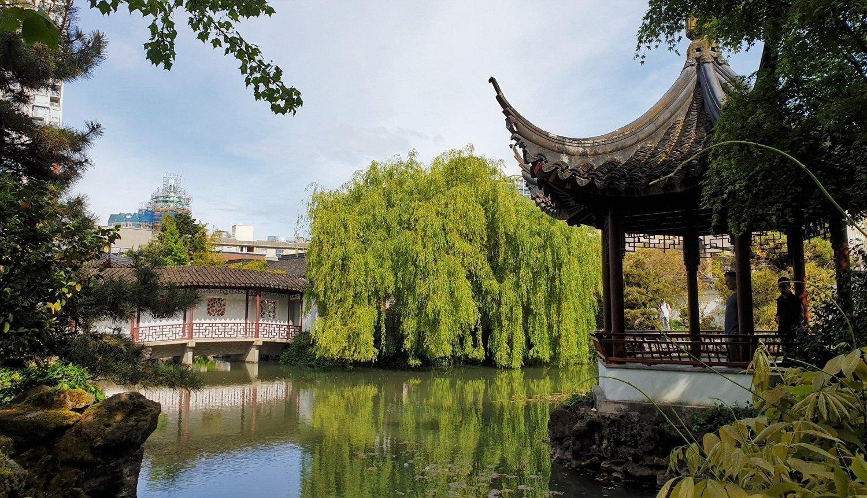 Vancouver Visitare il Sun Yat Sen Garden