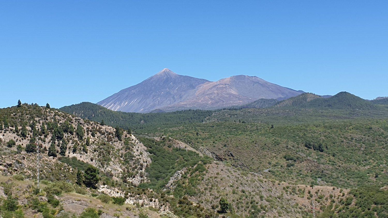 Fotografare El Teide a Tenerife
