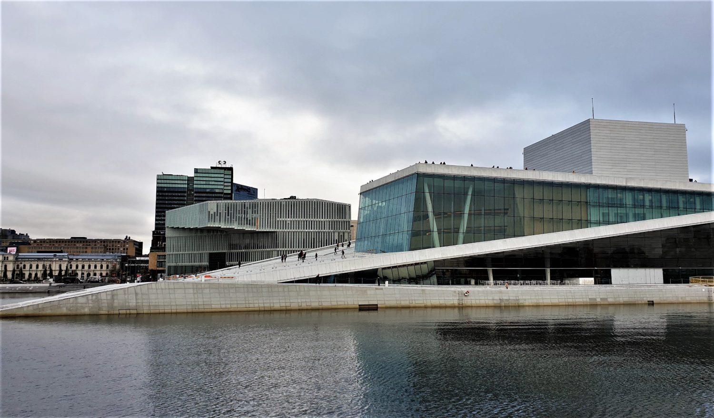 Ammirare Opera House da un'altra prospettiva