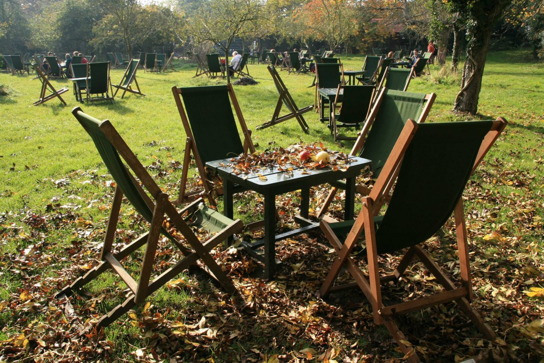 Orchard tea garden grantchester