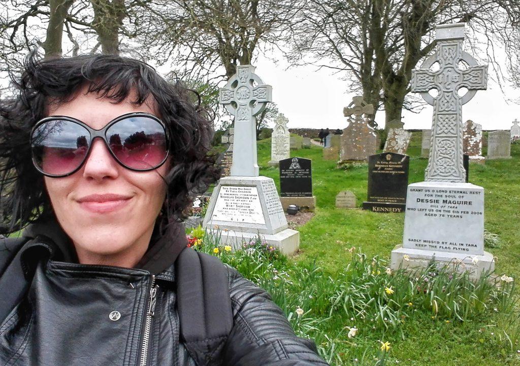 Claudia Vannucci Cemetery Safari