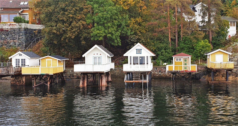 Cosa aspettarsi dalla navigazione nel fiordo di Oslo