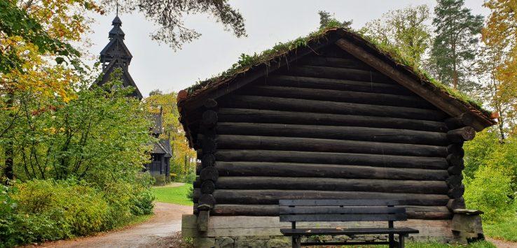 Cosa fare a Oslo visitare il Norsk Folkemusem