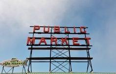 Cosa vedere a Seattle Il Pike Place Market