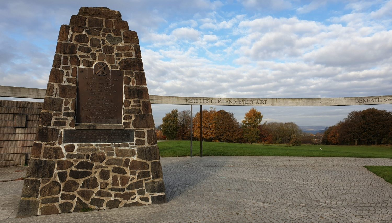 Cosa vedere sul campo di Battaglia di Bannockburn