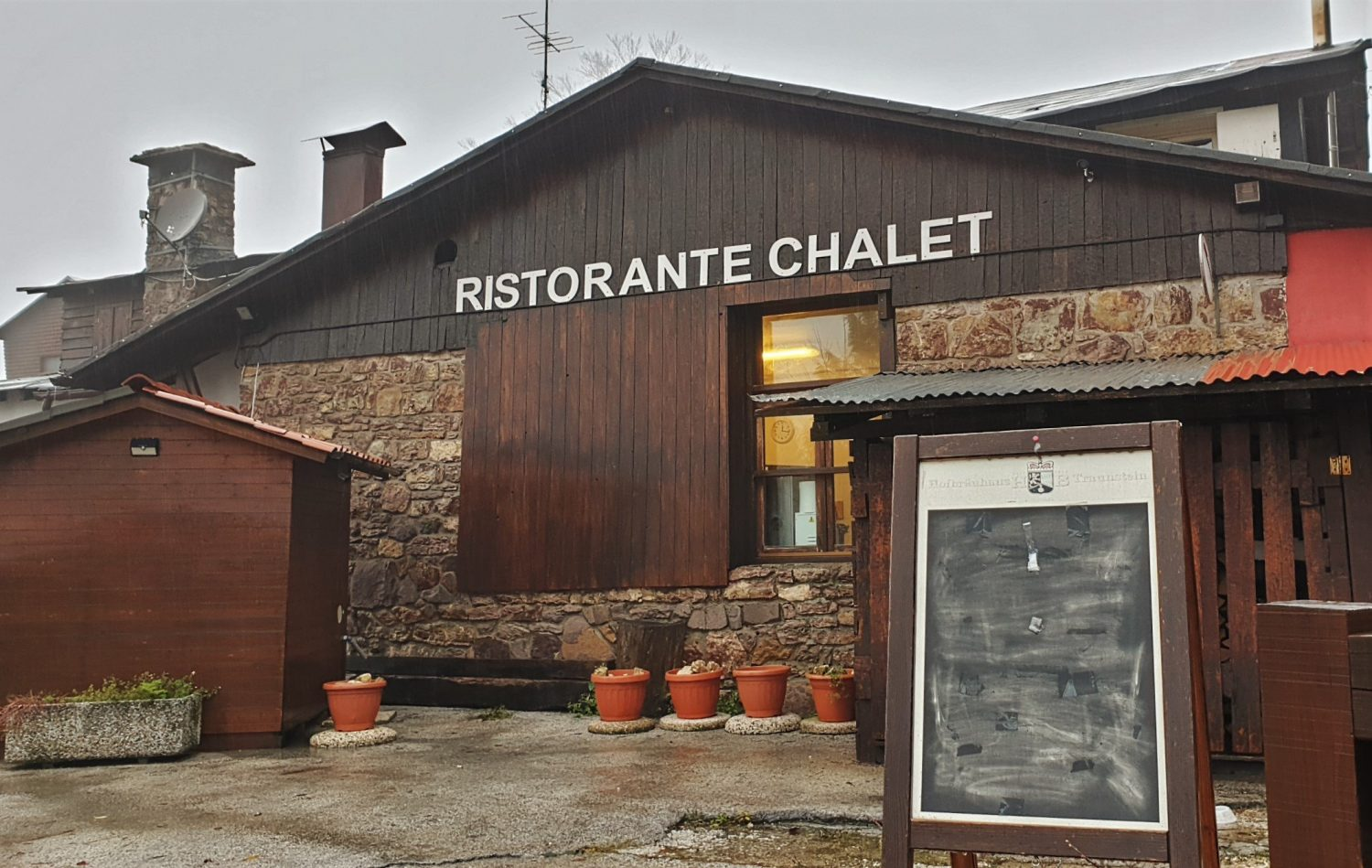 Recoaro Mille: pranzo allo Chalet | Emotion Recollected in Tranquillity