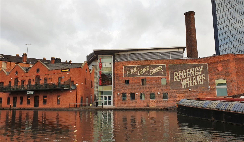 Dove si trovano i canali a Birmingham