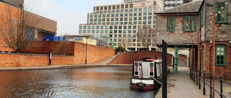 Storia dei canali di Birmingham