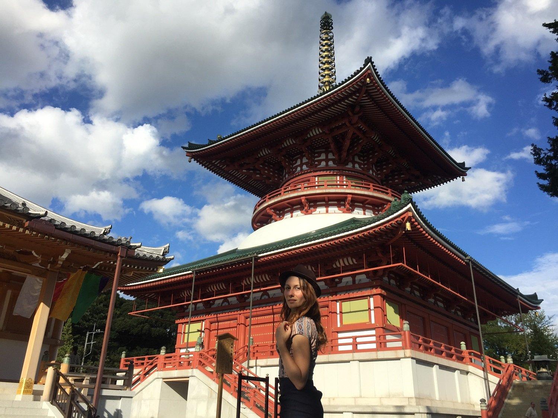 Trasferirsi in Giappone Intervista a Michela