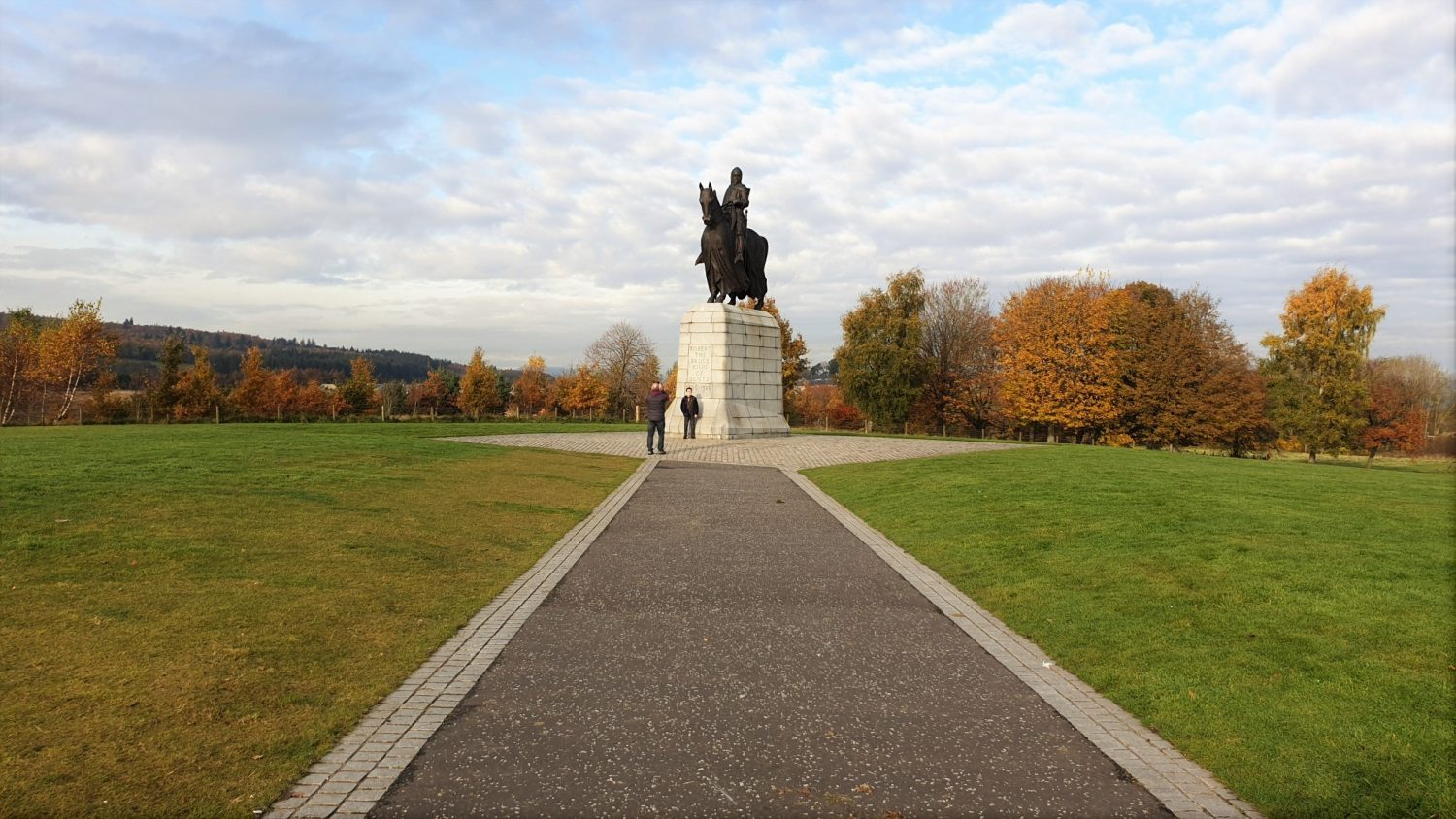 l monumento a Robert the Bruce