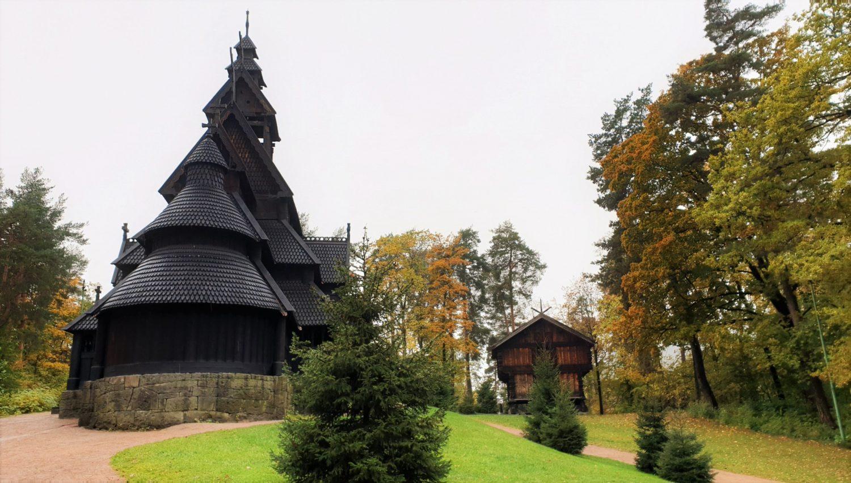La Stavkirke a Oslo