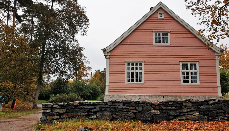 Le case moderne del Finnmark