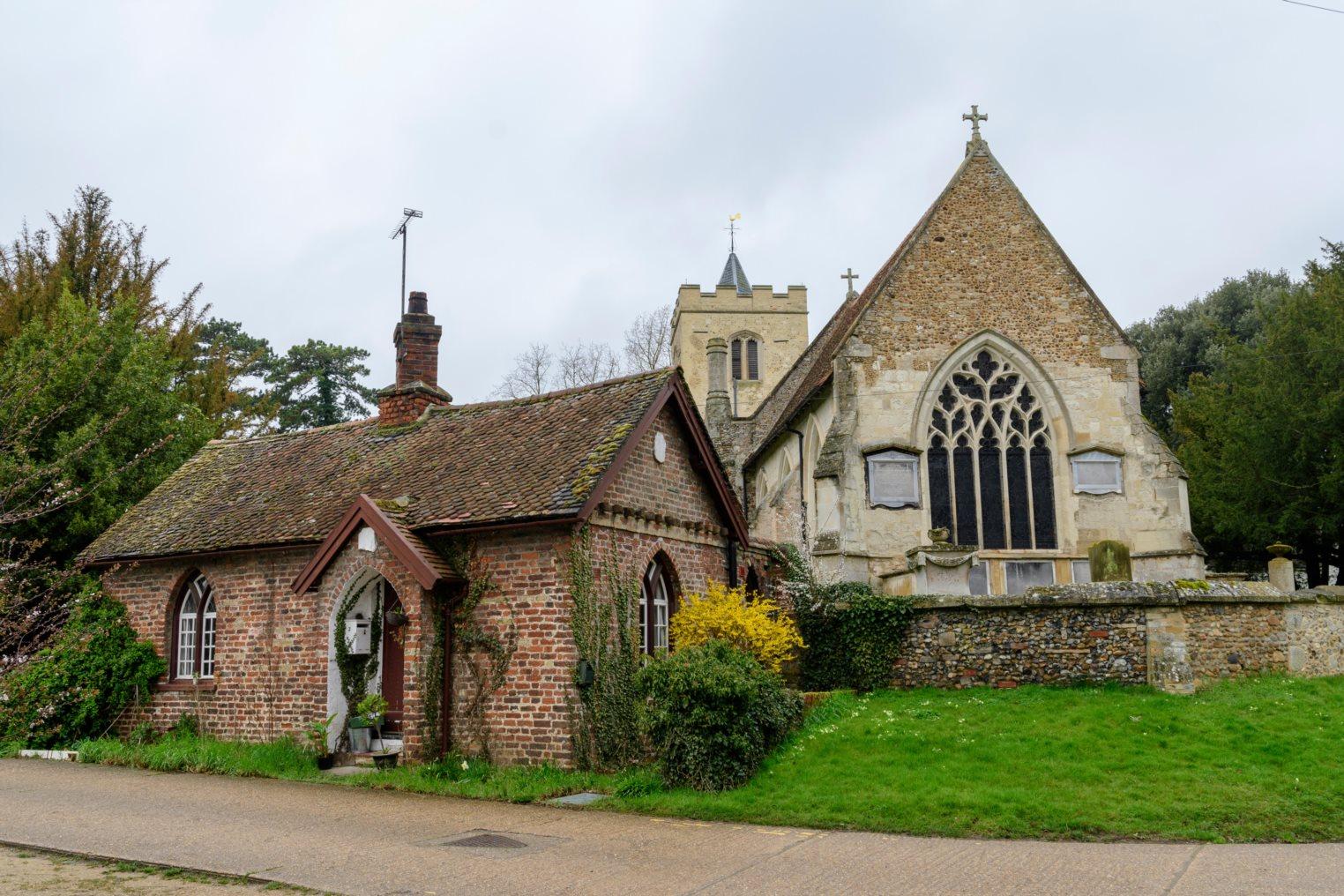 La chiesa di Grantchester