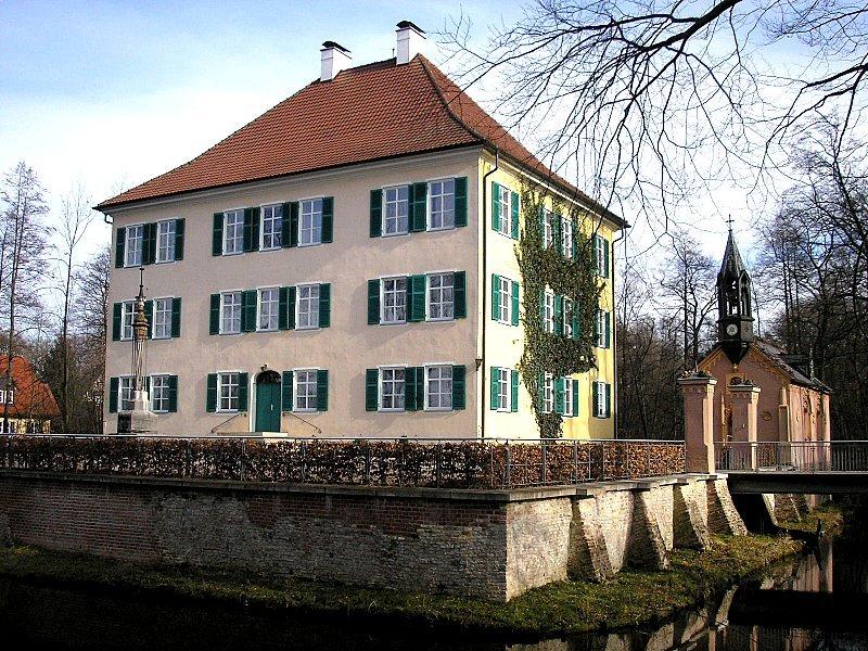 I Luoghi di Sissi: castello di Unterswittelbach