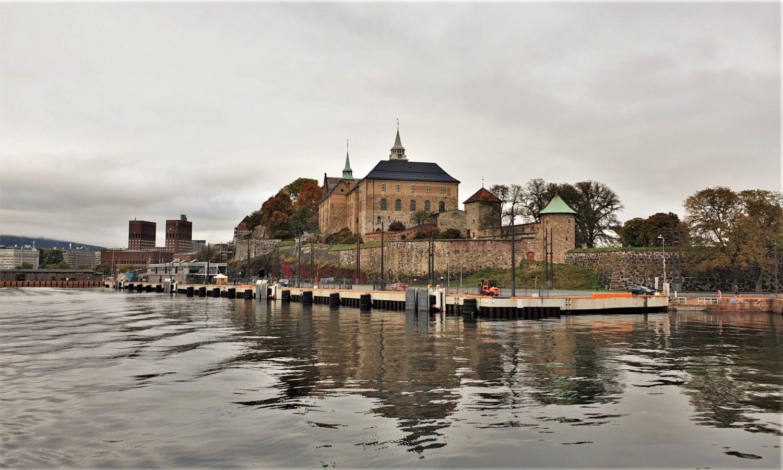 Vedere il panorama su Oslo