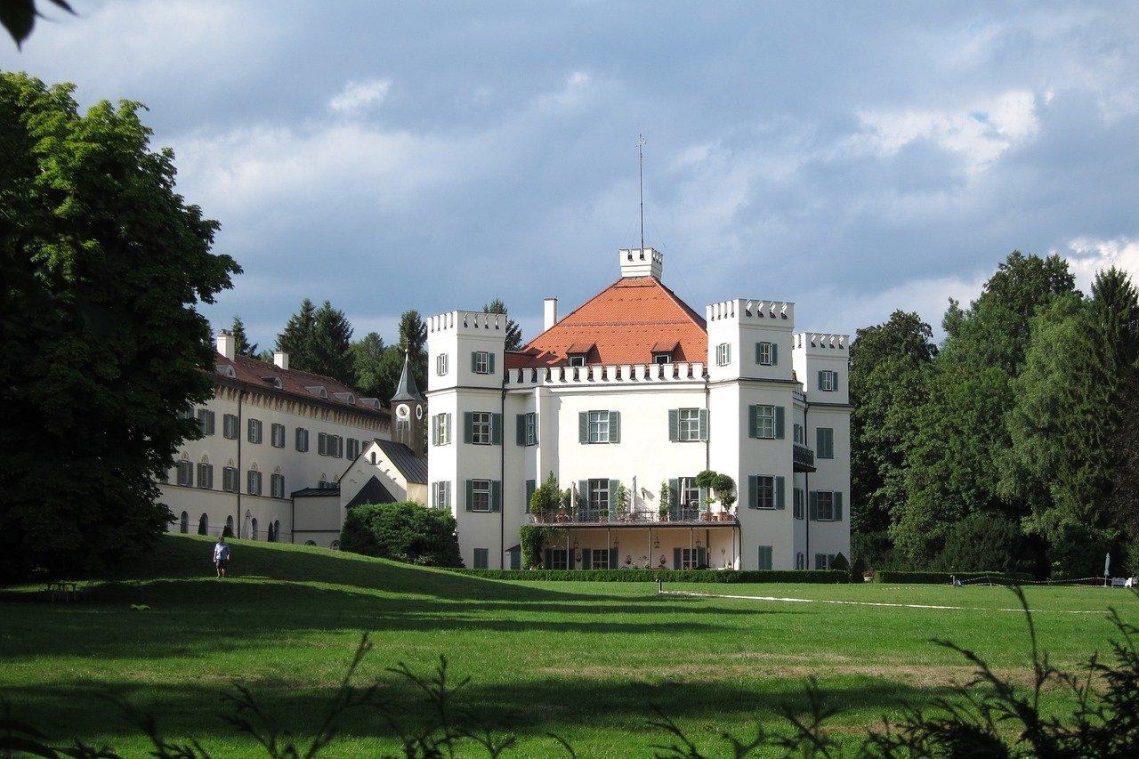Castello di Possenhofen e Sissi