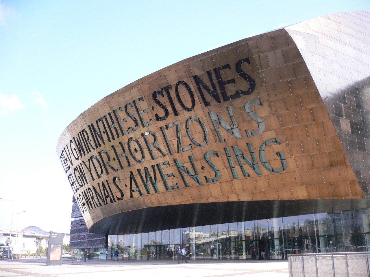 Wales Millennium Centre Cardiff