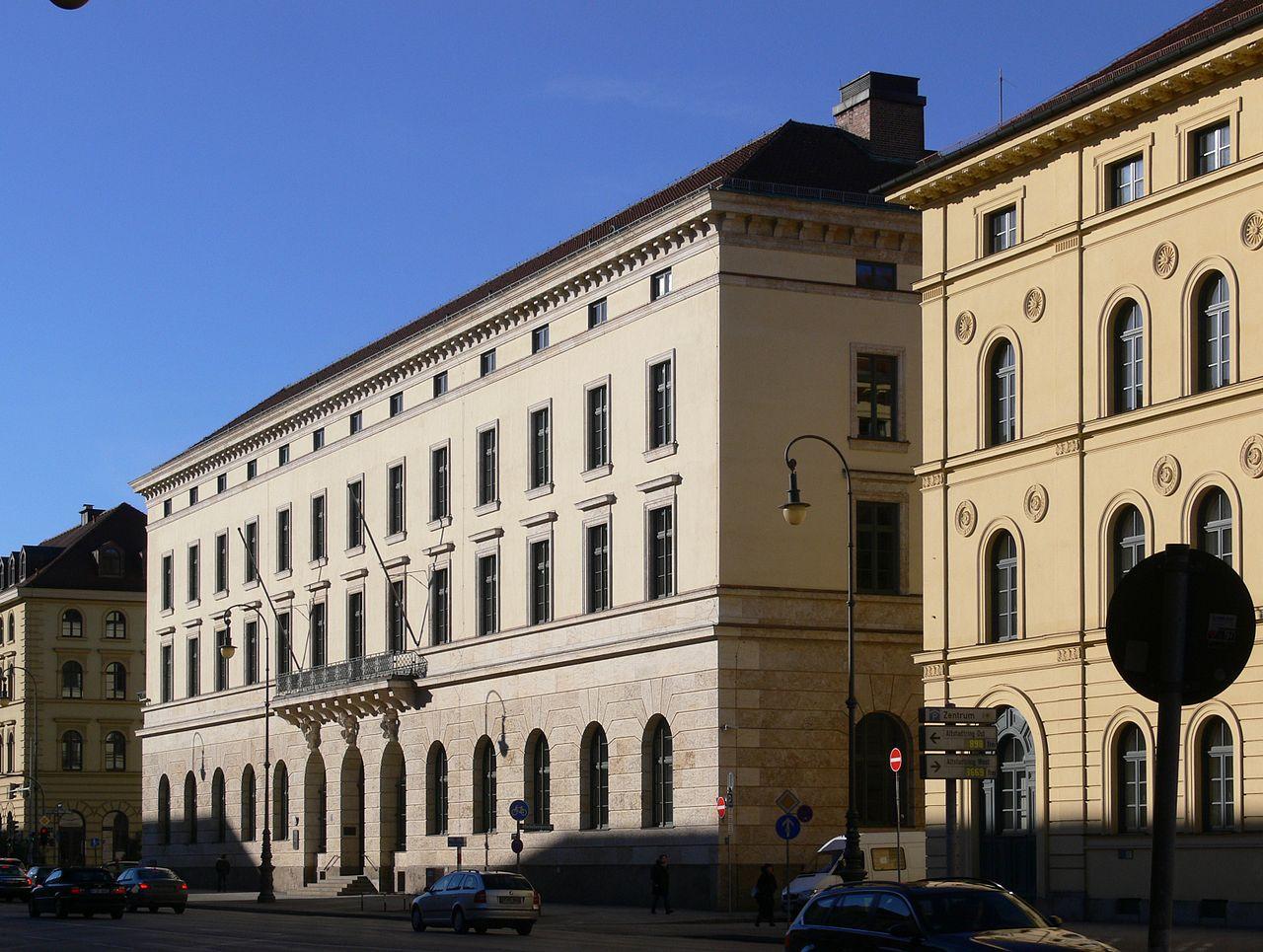 casa natale di Sissi a Monaco