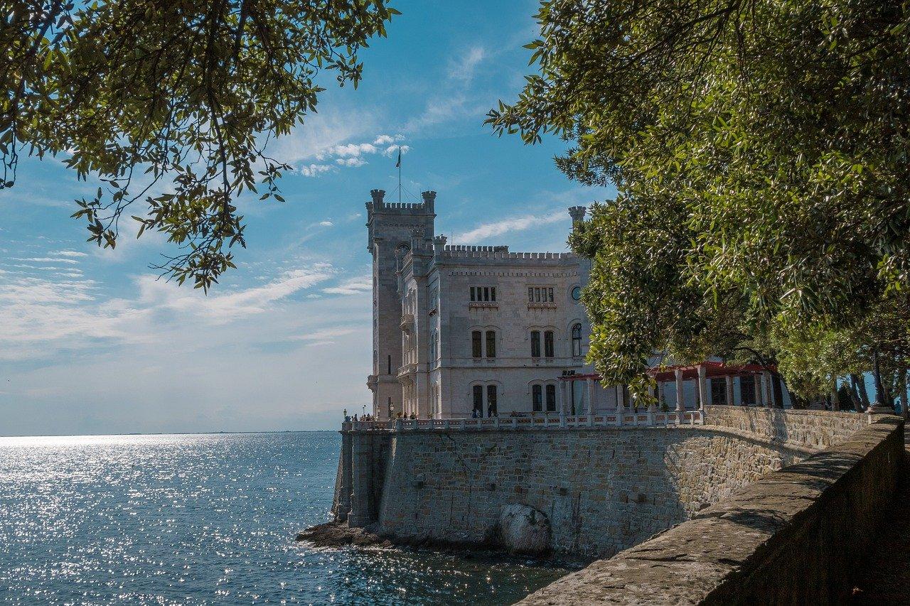 Castello di Miramare e Sissi