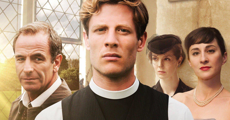 La serie tv Grantchester