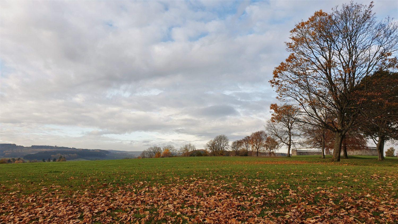 il parco di Bannockburn a Stirling
