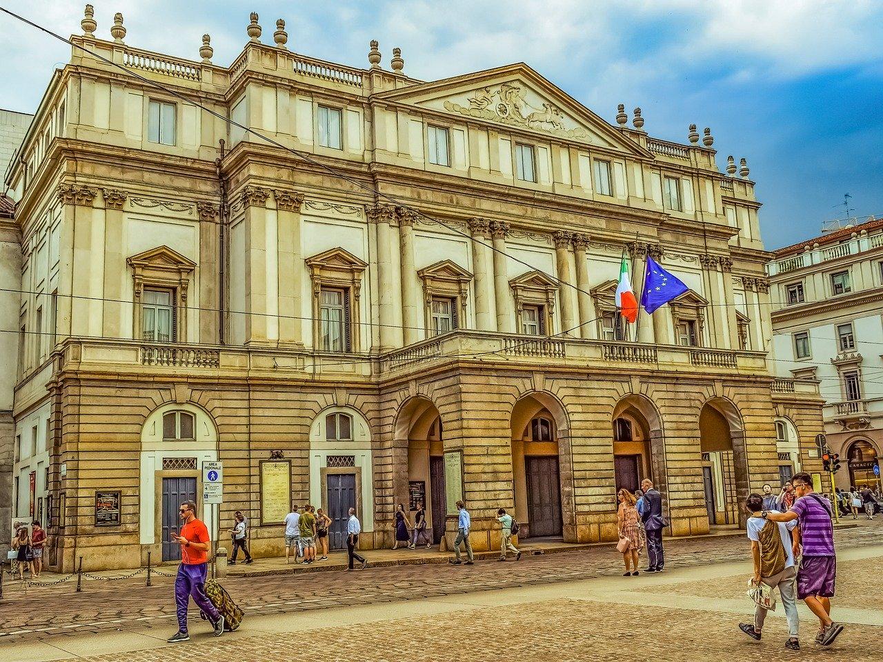 Teatro alla Scala Milano e Sissi