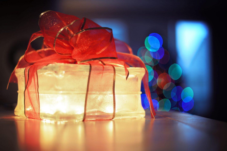 Regalo di Natale: mai paura