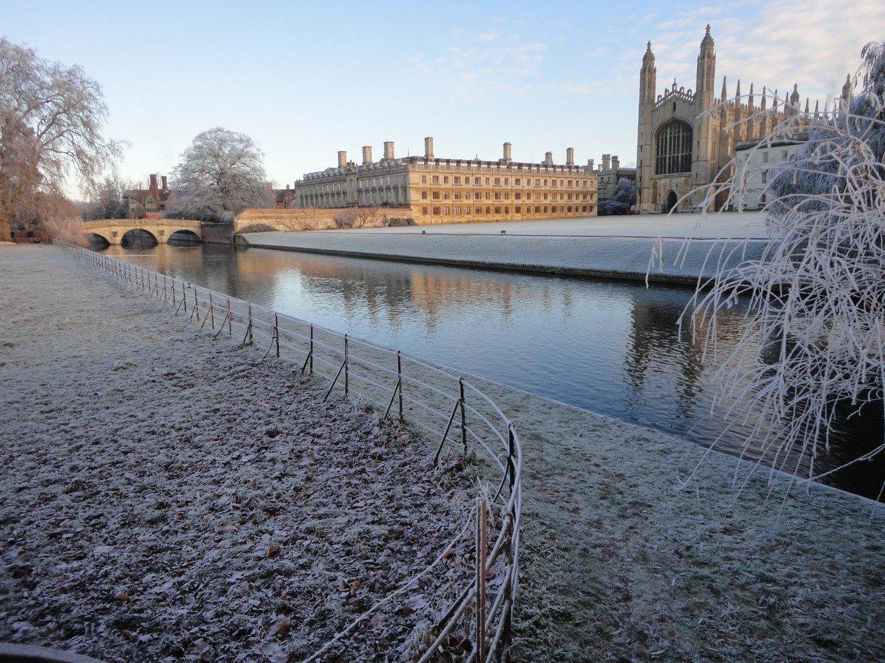 Cambridge e le location di Grantchester