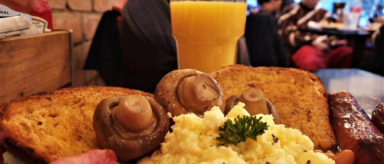 Dove fare colazione a Birmingham Gran Central Kitchen