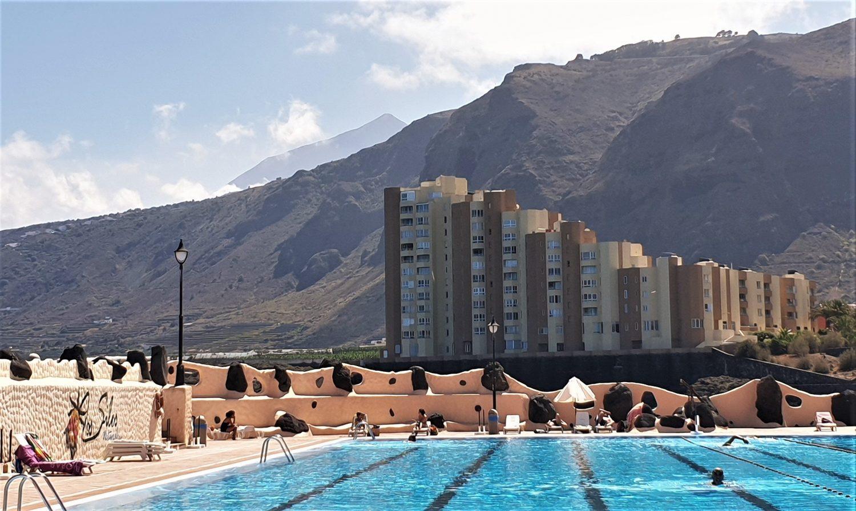 Dove fare il bagno a Tenerife La Piscina de Los Silos