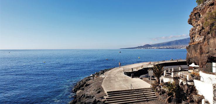 Dove fare il bagno a Tenerife la spiaggia di Tabaiba