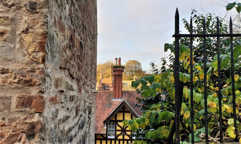 Dove si trova il Dean Village a Edimburgo