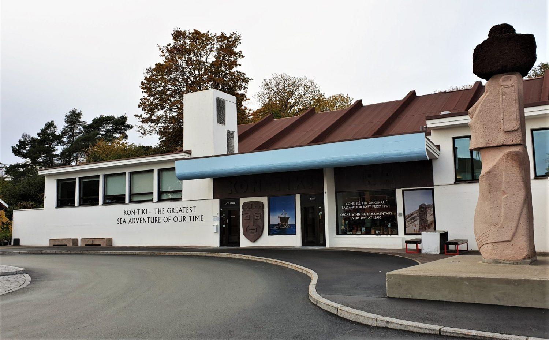Dove si trova il Kon Tiki Museum