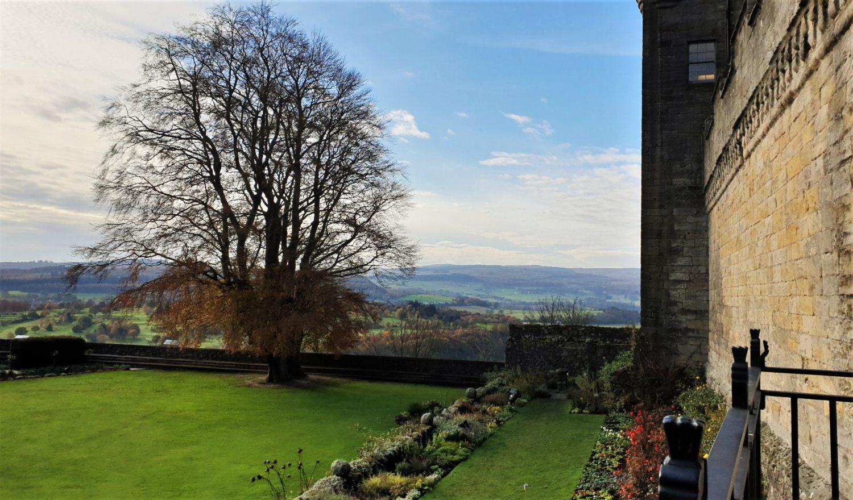 Giardino Castello di Stirling