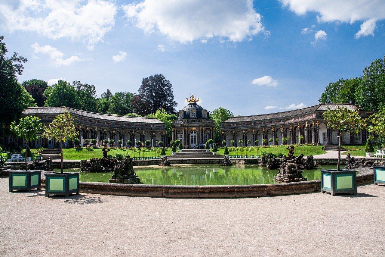 Gli edifici barocchi di Bayreuth