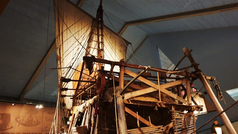 Il Kon Tiki Museum per me