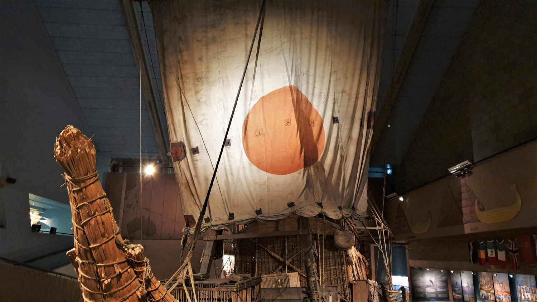 Il Ra II di Thor Heyerdahl