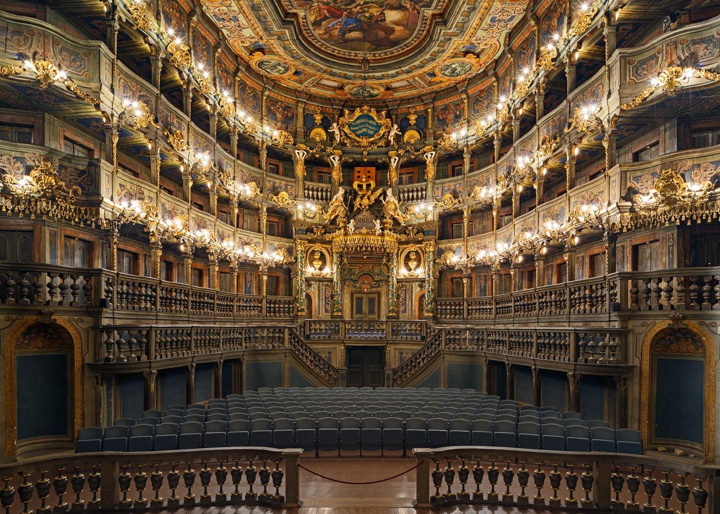 Markgräfliche Opernhaus