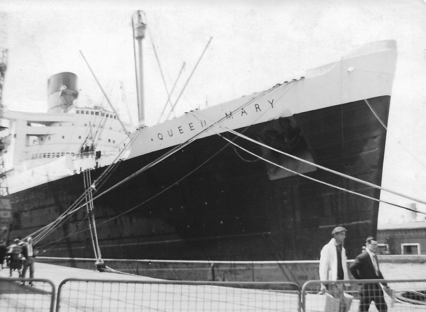 Nave Queen Mary
