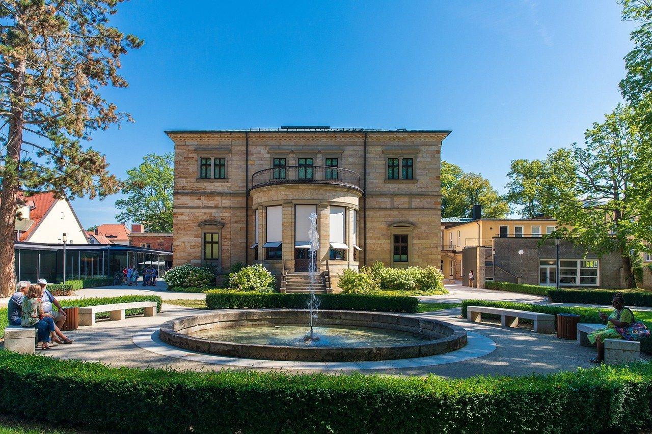 Richard Wagner a Bayreuth